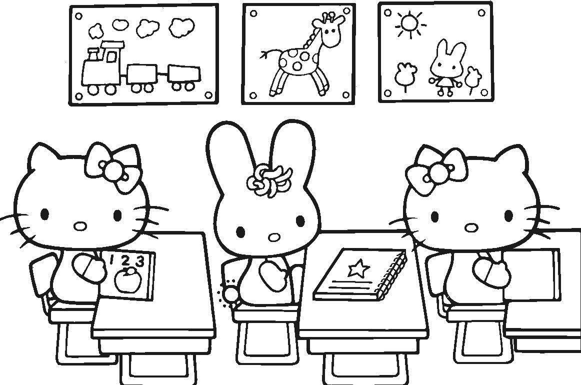 Atividade primeiro dia de aula – Coelhinhos em sala de aula