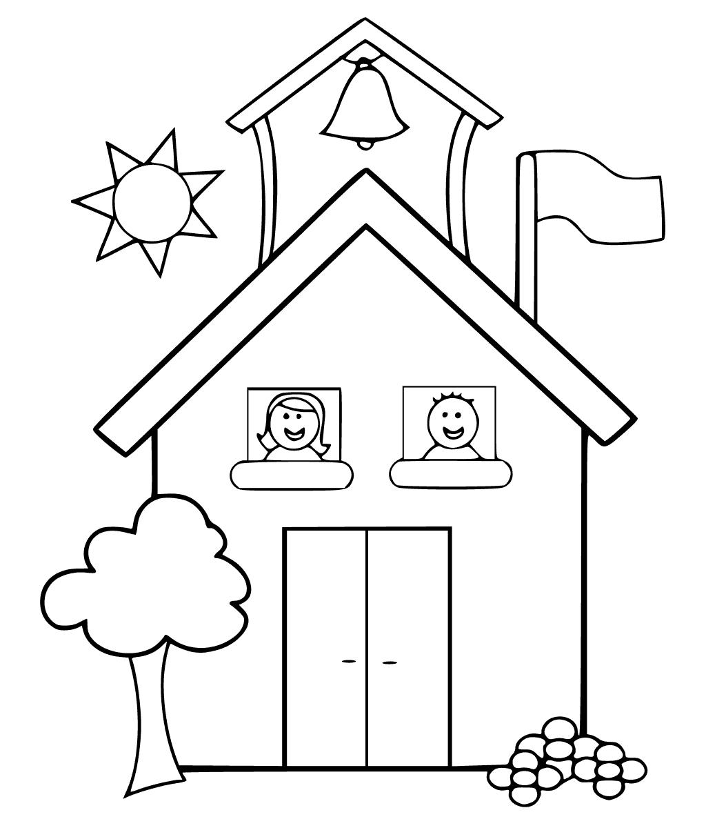 Atividade primeiro dia de aula – Igreja