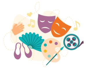 Música e Teatro