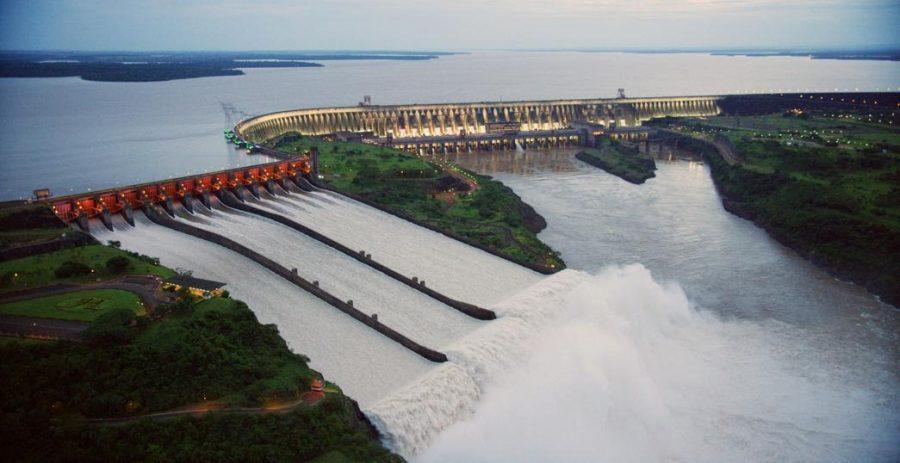 Principais Usinas Hidrelétricas do Brasil: