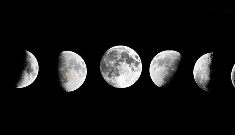 Plano de aula sobre Fases da Lua