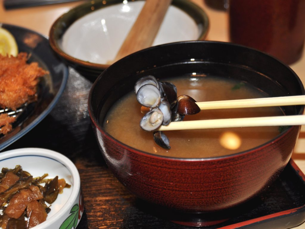 Sopa de misô