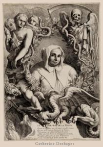 La Voisin (Catherine Deshayes)