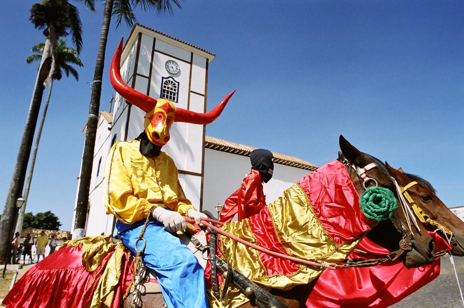 Folclore Goiano - Lendas, Comidas, Danças - Escola Educação