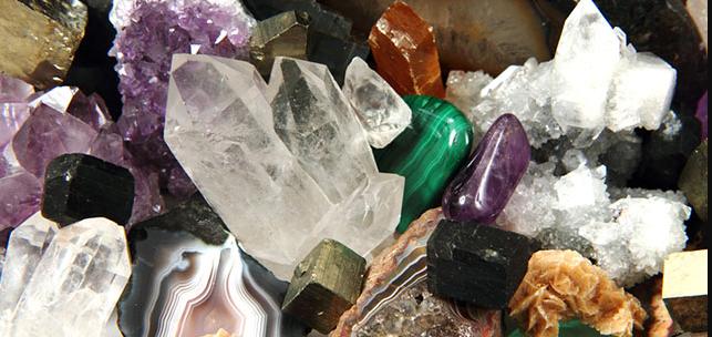 Plano de aula sobre rochas e minerais
