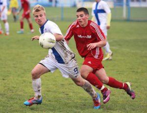 Quanto Ganha um Jogador de Futebol de time pequeno?