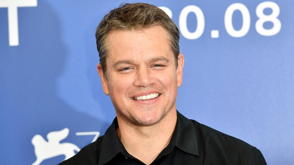 Matt Damon – Avatar