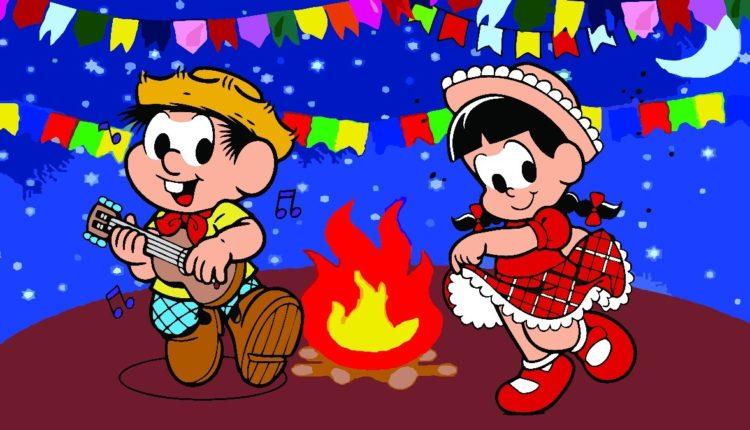 Festa Junina Para Colorir 15 Desenhos Para Criancas