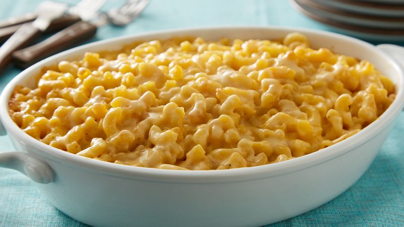 Macaroni and Cheese (Mac&Cheese)
