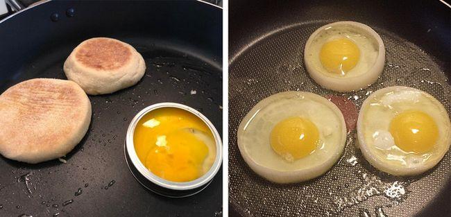 Faça ovos perfeitos