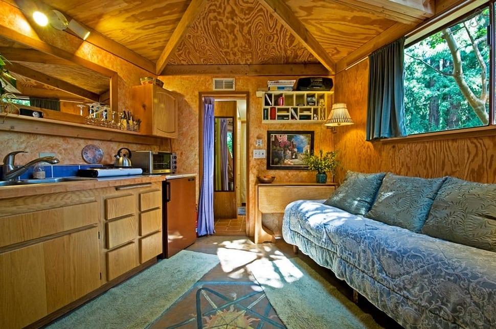 Cabine cogumelo, Aptos, Califórnia, Estados Unidos
