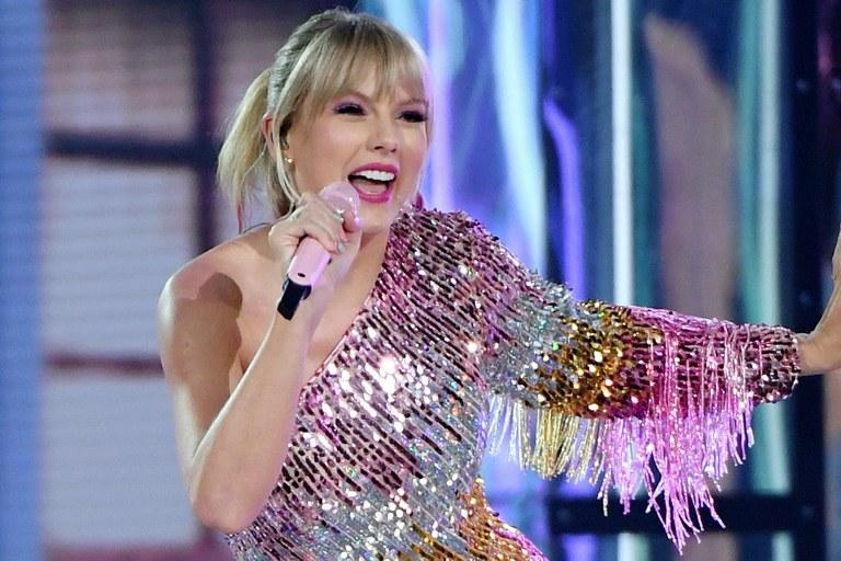 2º Taylor Swift – US$ 80 milhões
