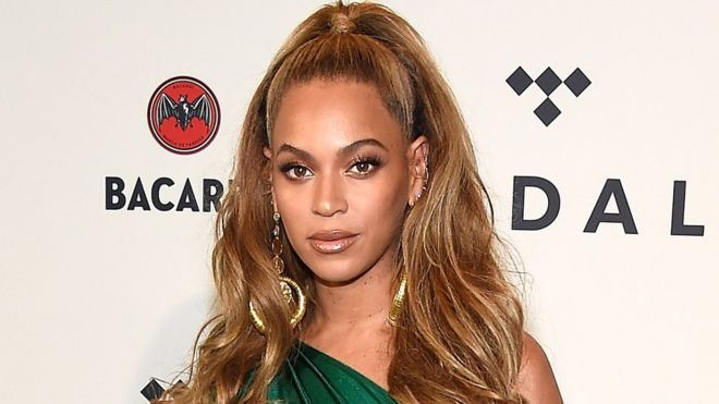 3º Beyoncé – US$ 60 milhões