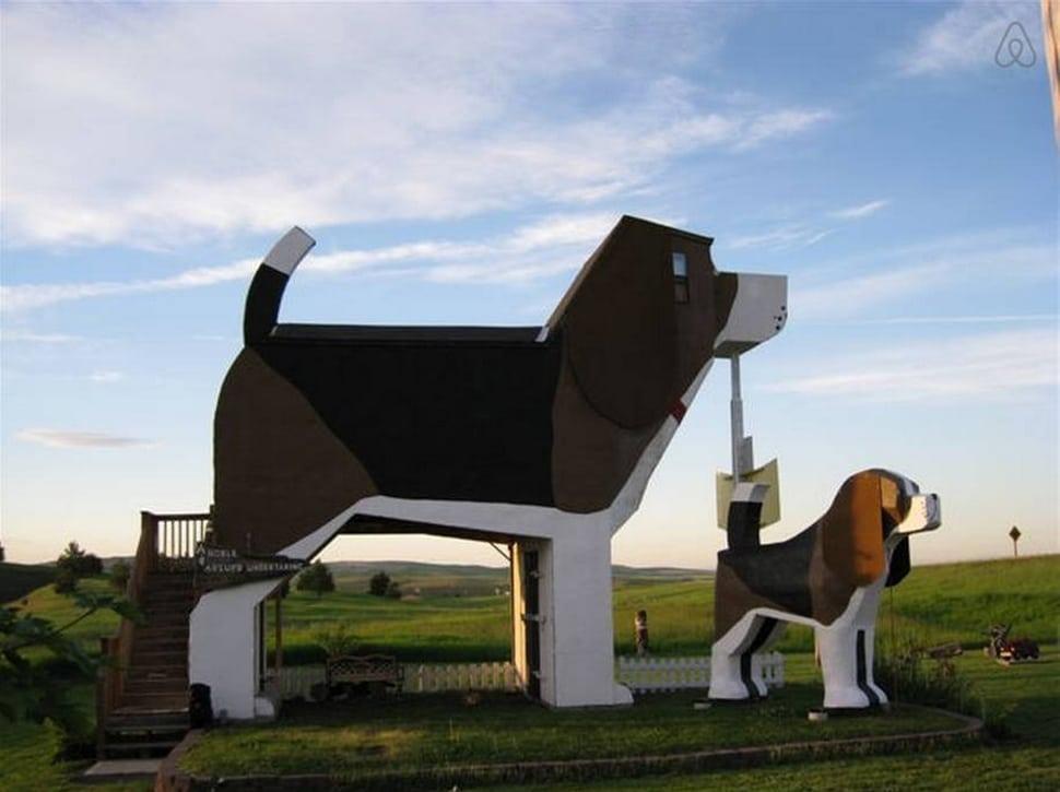 Casa cachorro, Cottonwood, Indiana, Estados Unidos
