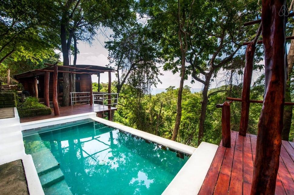 Casa da Árvore, San Juan del Sur, Rivas, Nicarágua