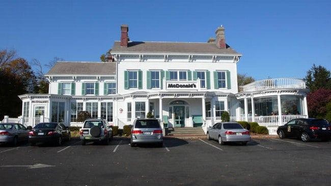 Long Island, Nova Iorque, Estados Unidos – McDonald's mansão