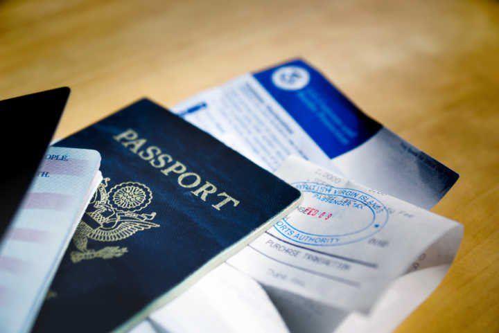 Passaporte em dia