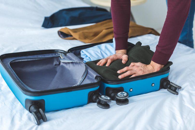 O jeito certo de fazer as malas