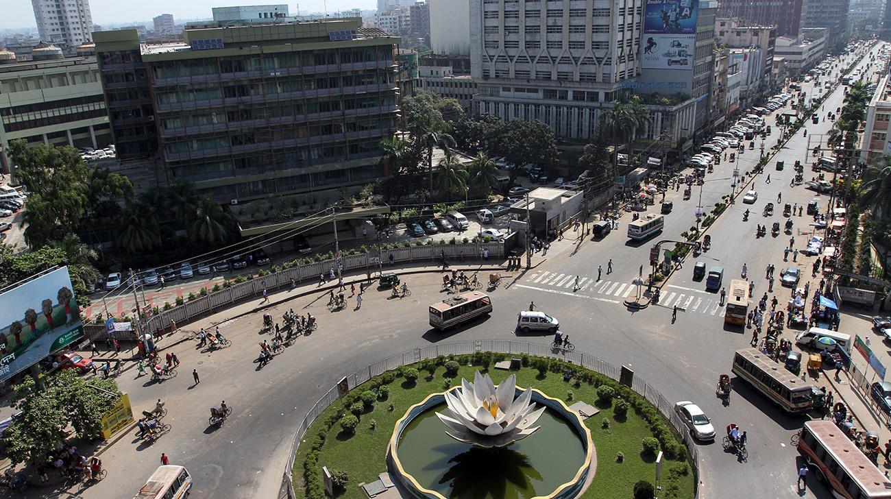 Dhaka – Bangladesh