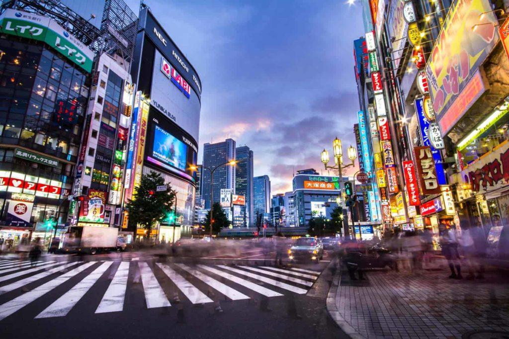Tóquio – Japão