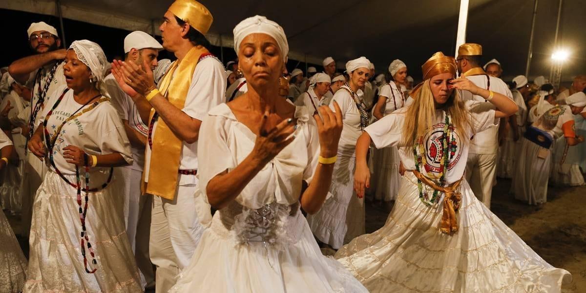 Candomblé - Religiões Étnicas