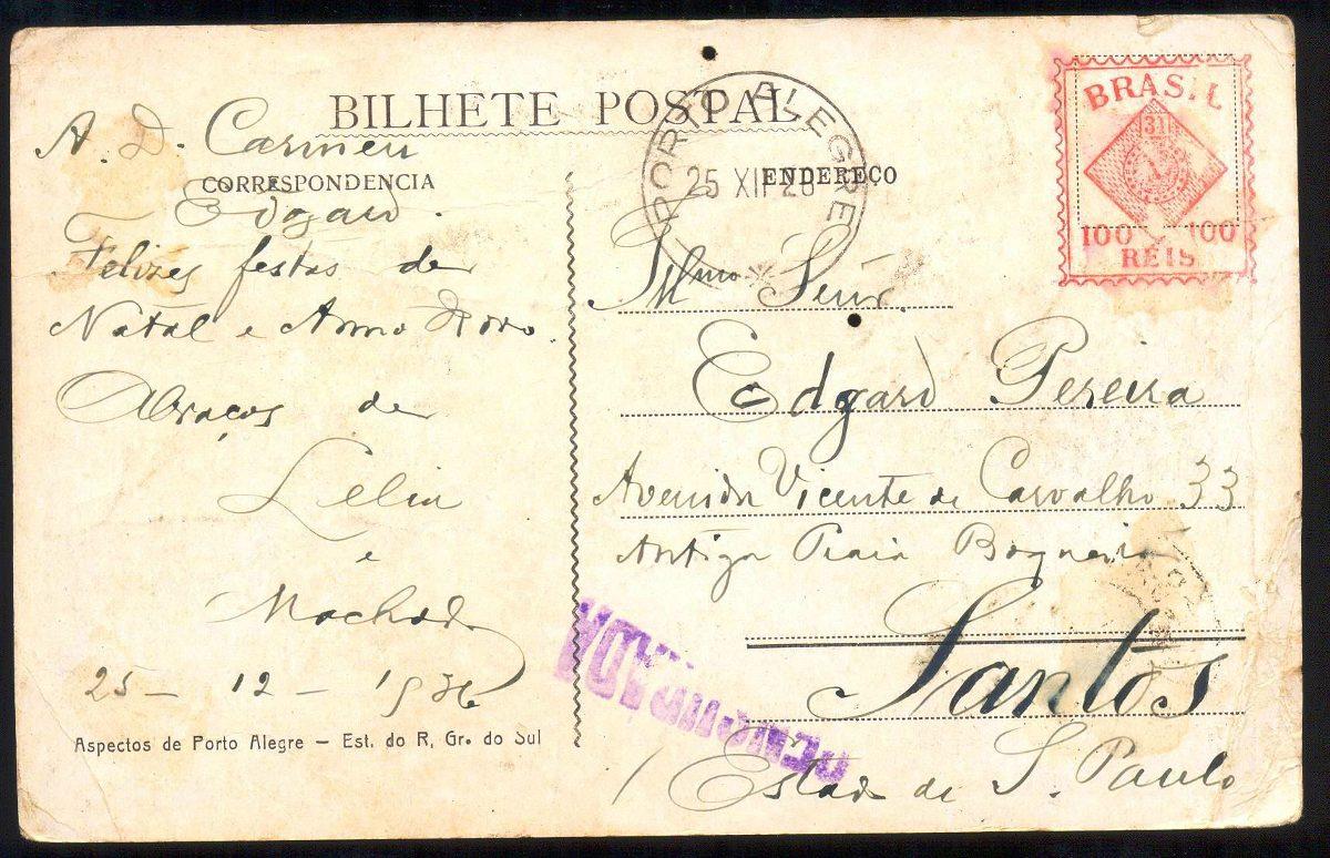 História do Cartão-Postal