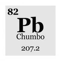Chumbo - Símbolo do Elemento Químico