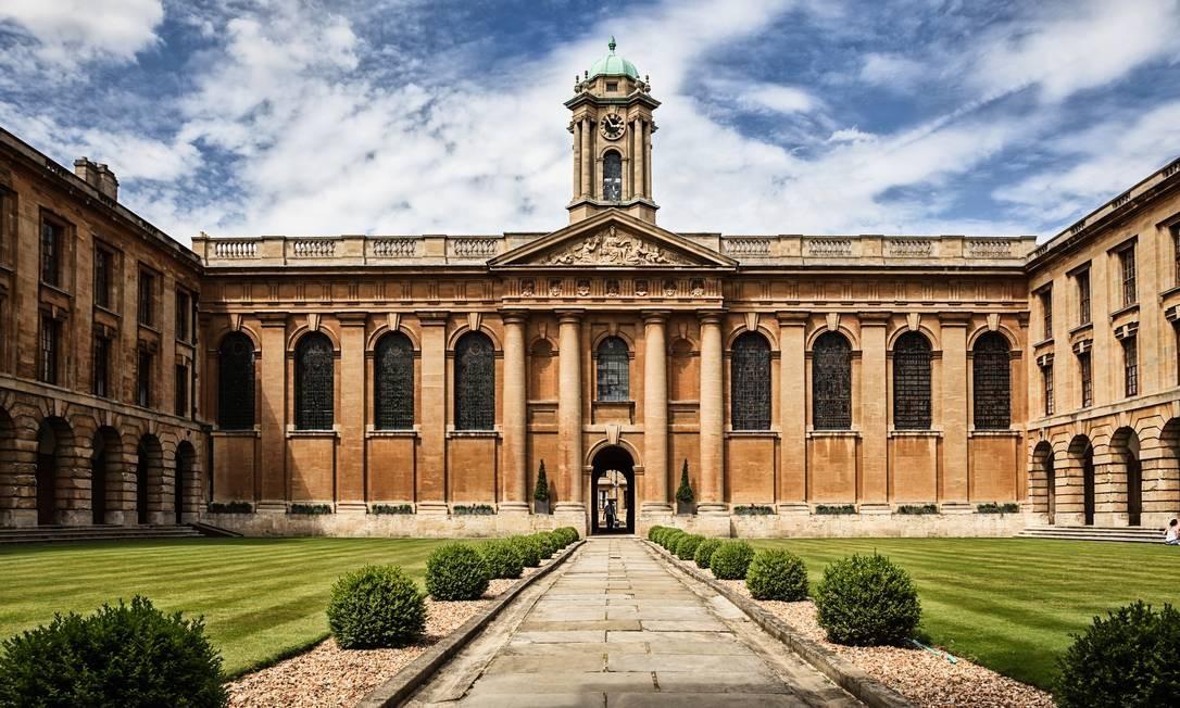 A Universidade de Oxford é mais antiga do que o Império Asteca