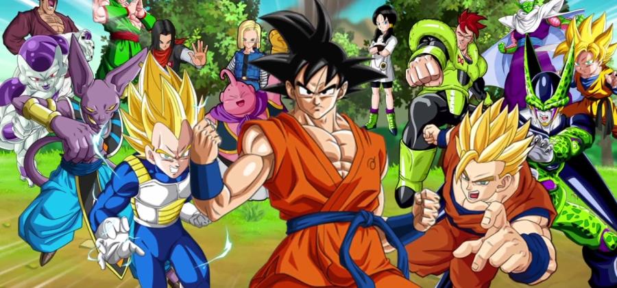 Dragon Ball (1986 – Atualmente)