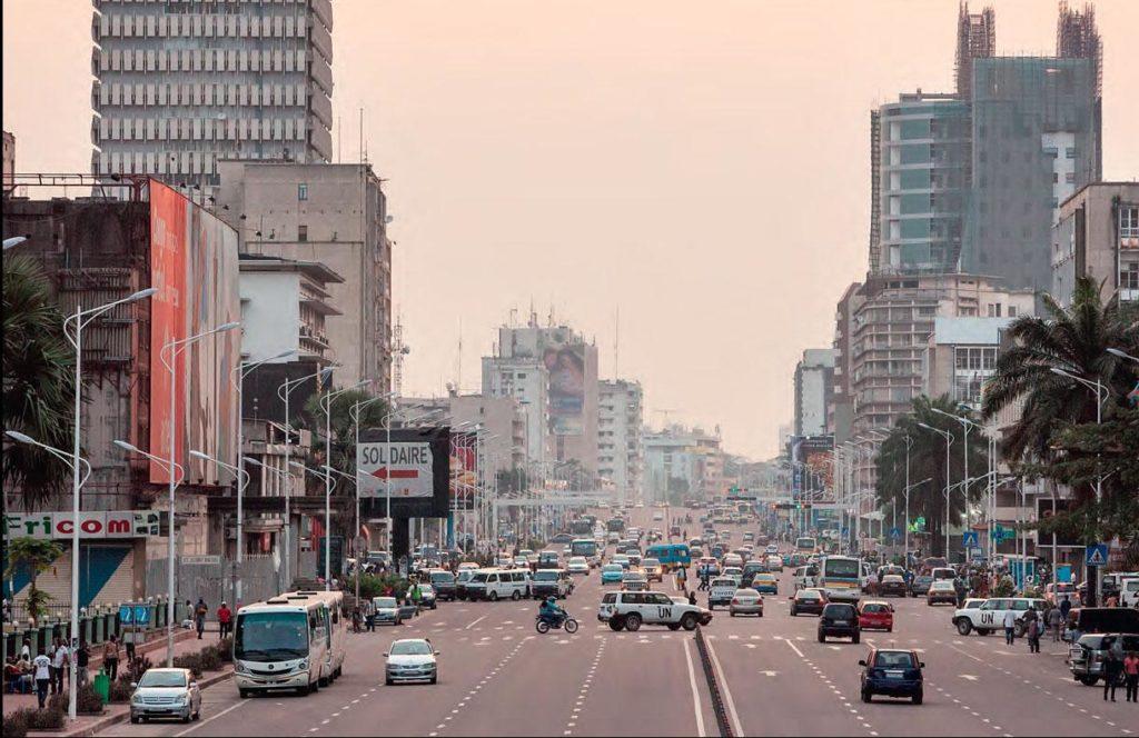 Kinshasa – República Democrática do Congo