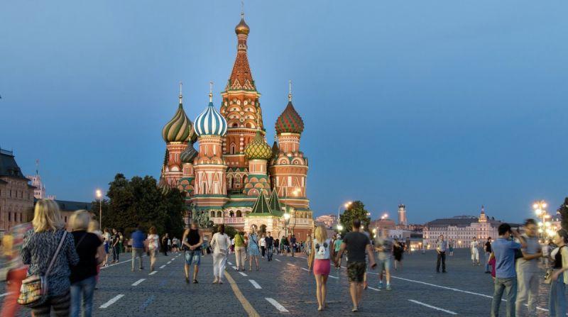 Moscou- Rússia