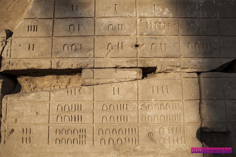 Números do Egito Antigo