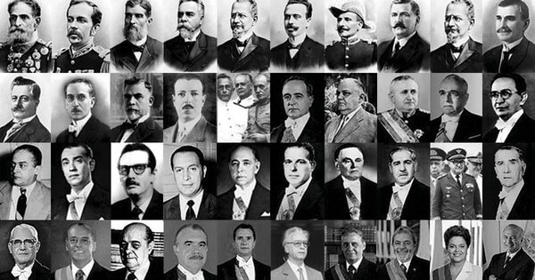 Todos os presidentes do Brasil e seus feitos mais marcantes