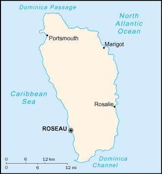 Dominica (América Central)