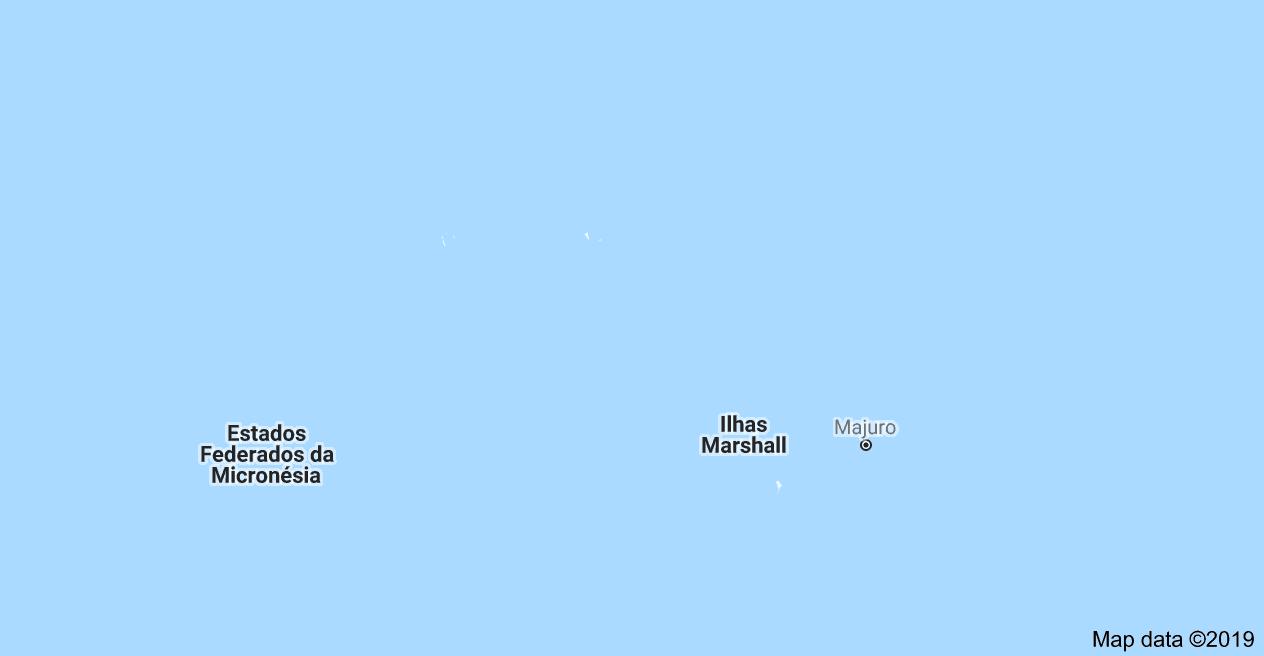 Ilhas Marshall (Oceania)