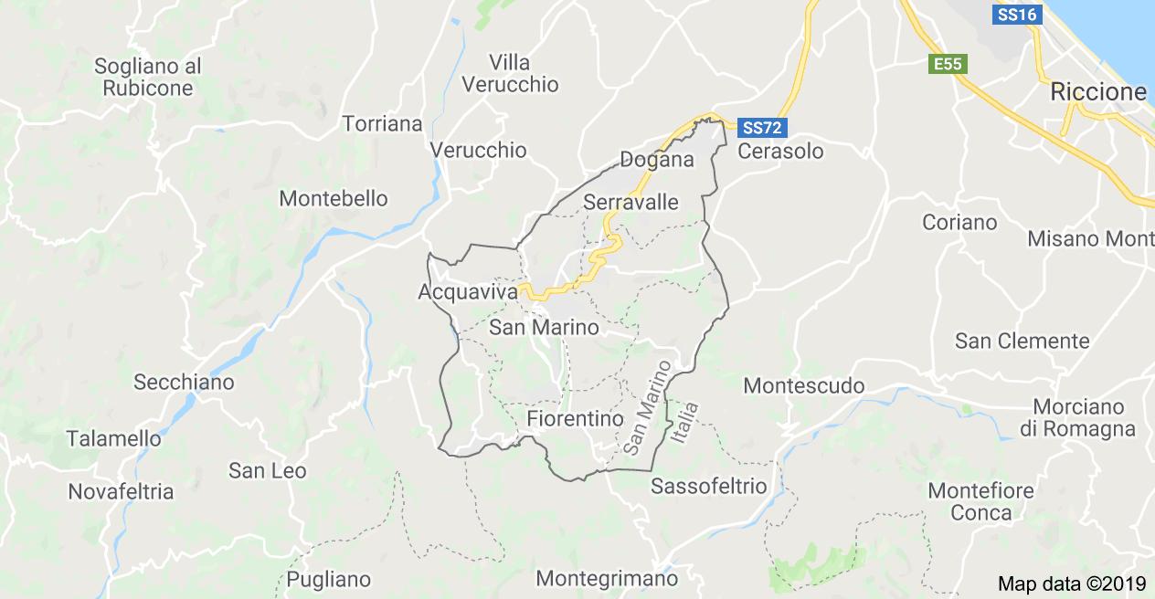 San Marino (Europa)