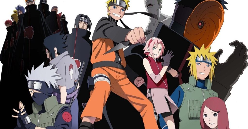 Naruto(2002-2017)