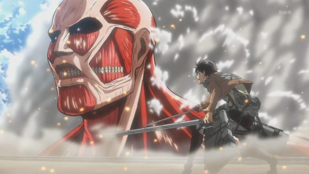 Ataque dos Titãs – Shingeki no Kyojin (2013 – Atualmente)