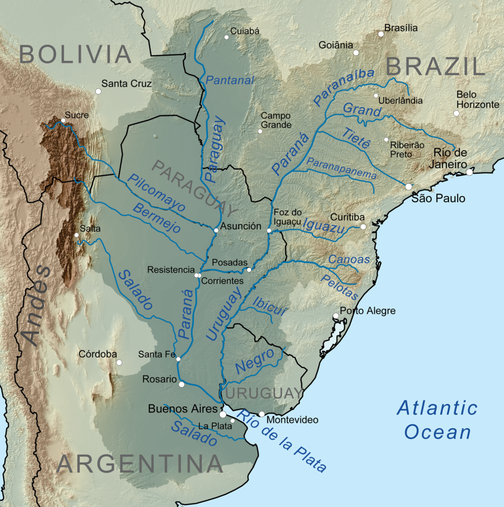 bacia-rio-prata-mapa