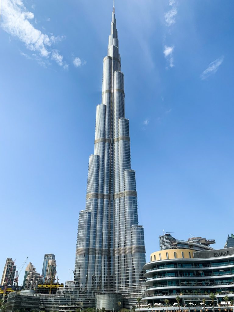 Burj Khalifa (Dubai – Emirados Árabes Unidos)