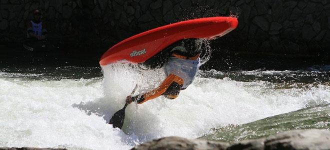 Canoagem Freestyle