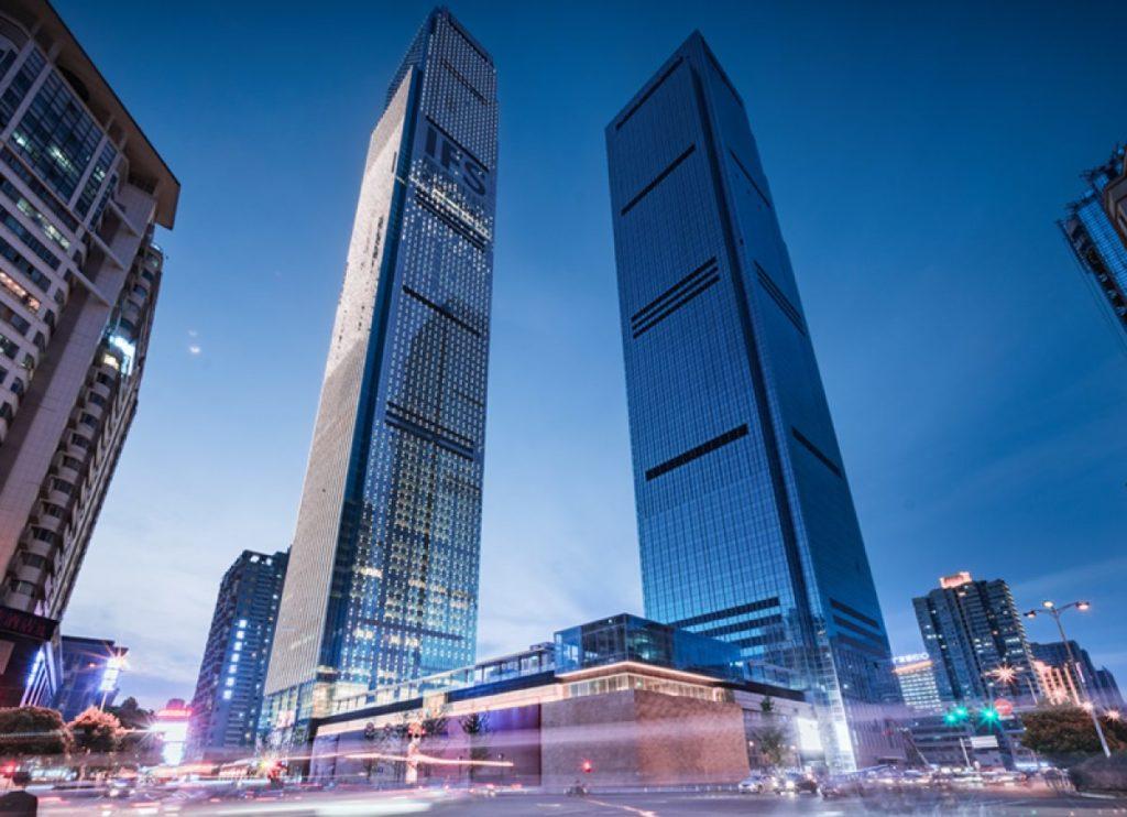Changsha IFS Tower T1 (Changsha – China)