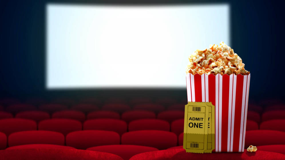 Ir ao cinema