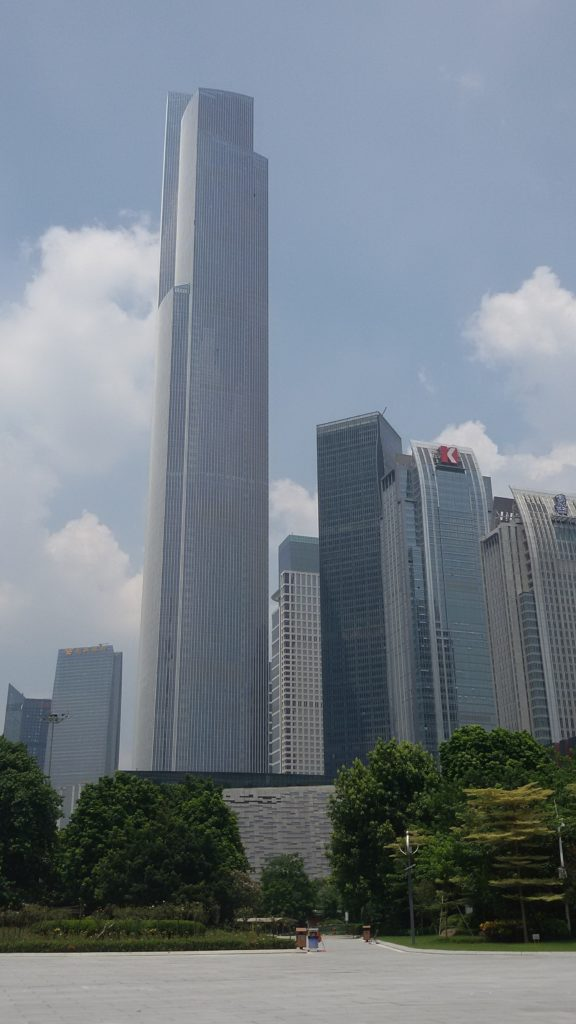 Guangzhou CTF Finance Centre (Cantão – China)