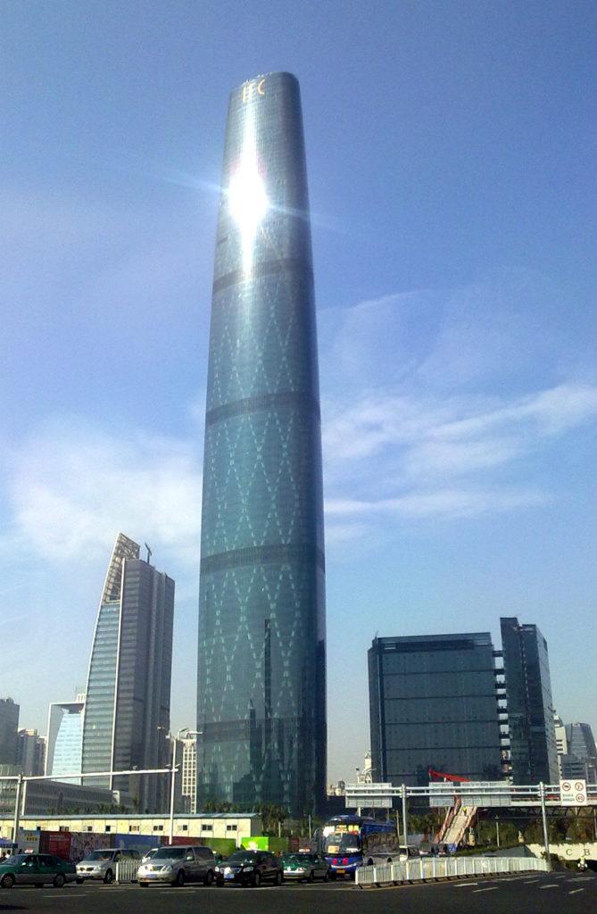 Guangzhou Internacional Finance Center (Cantão – China)
