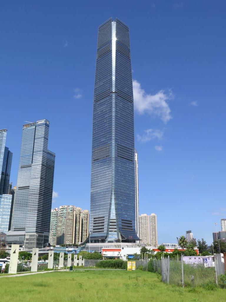 International Commerce Centre (Hong Kong – China)
