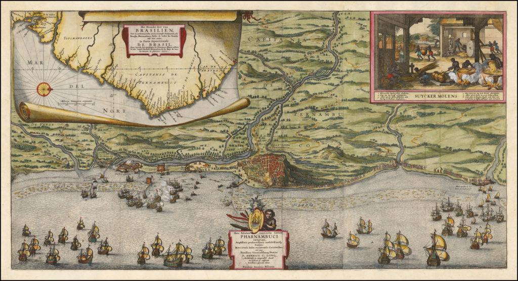 Invasão holandesa em Pernambuco