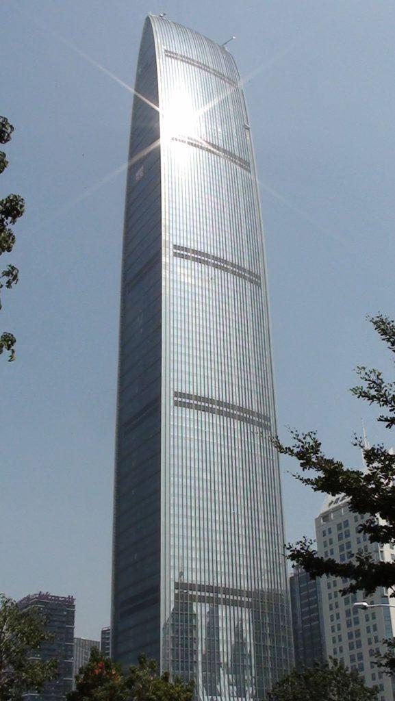 KK 100 (Shenzhen – China)