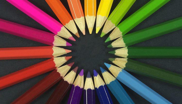 Lista de cores