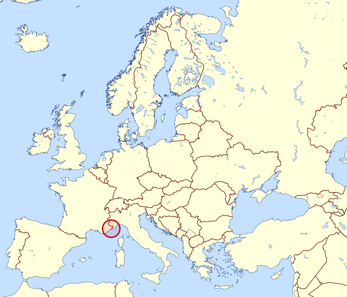 Mônaco (Europa)